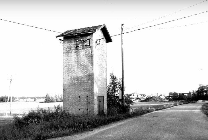 historiaa 20 kV tiilikoppi